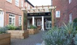 Lion Hotel, Worksop, Nottinghamshire