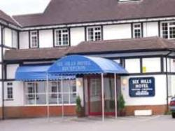 Six Hills Hotel, Melton Mowbray, Leicestershire