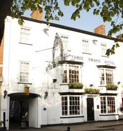 Three Swans Hotel, Market Harborough, Leicestershire