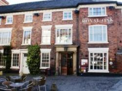 Royal Oak Hotel, Welshpool, Mid Wales