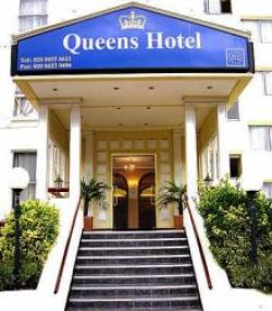 Queens Hotel London Crystal Palace