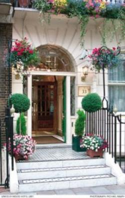 Lincoln House Hotel, Marble Arch, London