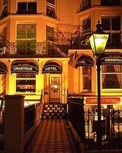 Granville Hotel, Brighton, Sussex