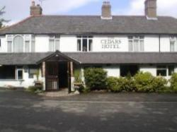 Cedars Hotel, Loughborough, Leicestershire