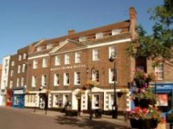 Rose And Crown Hotel, Wisbech, Cambridgeshire
