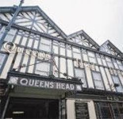 Queens Head Hotel, Morpeth, Northumberland