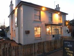 Golden Cross Inn, Hailsham, Sussex
