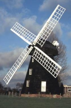 Lacey Green Windmill, Princes Risborough, Buckinghamshire
