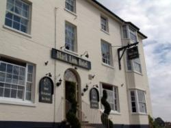 The Black Lion Hotel & Restaurant, Long Melford, Suffolk