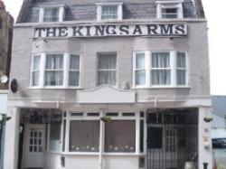 Hotel Kings Arms Guesthouse, Bow, London