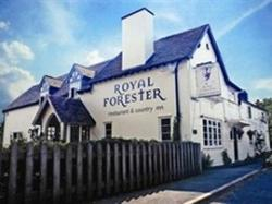 The Royal Forester, Bewdley, Worcestershire