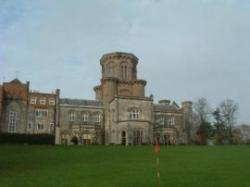 Studley Castle, Redditch, Worcestershire