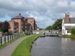 Wharton Lock Apartment , Chester, Cheshire