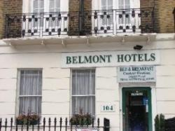 Belmont & Astoria Hotel, Paddington, London