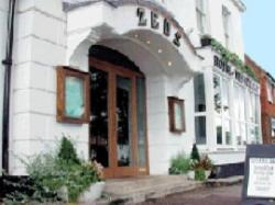 Zeus Hotel and Restaurant, Baldock, Hertfordshire