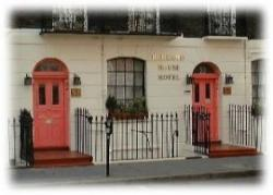 Redland House Hotel, Bayswater, London