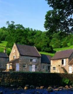 National Trust Cottages, Ashbourne, Derbyshire