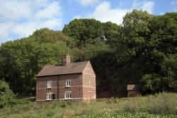 National Trust Cottages, Bridgnorth, Shropshire