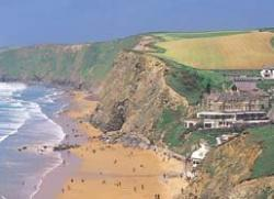 Watergate Bay Hotel, Watergate Bay, Cornwall