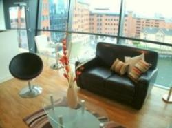 Staying in the City @ Salford Quays, Salford, Greater Manchester