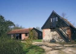 The Granary at Church Farm Cottages, Framlingham, Suffolk