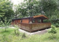 Fern Lodge at Kenwick Estate, Louth, Lincolnshire