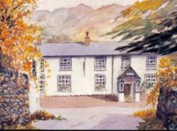 Royal Oak Hotel, Borrowdale, Cumbria
