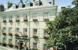 Moores Central Hotel, St Peter Port, Guernsey