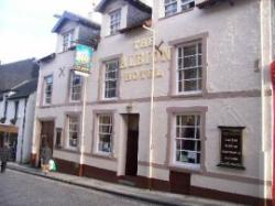 Albion Hotel, Bangor, North Wales