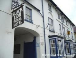Black Lion Royal Hotel, Lampeter, West Wales