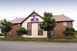 Premier Inn Crewe Central, Crewe, Cheshire