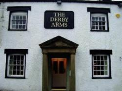 The Derby Arms, Witherslack, Cumbria