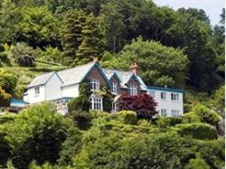 Pine Lodge Guest house, Lynton, Devon