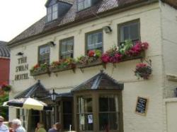 The Swan Hotel, Upton upon Severn, Worcestershire