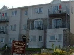 Eton Court Apartments, Newquay, Cornwall