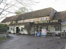The Friendly Spirit Inn