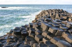Finn McCool and the Giant's Causeway
