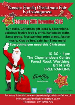 Sussex Family Christmas Fair Extravaganza