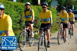 Essex Castle Bike Ride for Marie Curie Cancer Care
