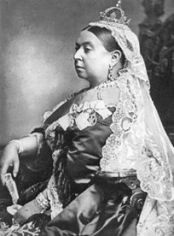 Queen Victoria, famous people from Kensington.