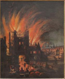 Great Fire of London 1212
