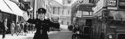 First Traffic Wardens in London