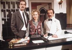 First Episode of Fawlty Towers