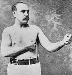Britain's First Heavyweight Boxing Champ