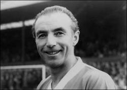 Stanley Matthews Knighted