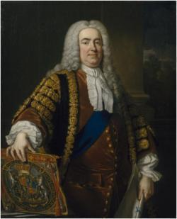 Robert Walpole Resigns
