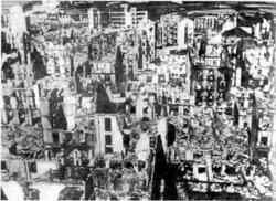Guernica Bombed