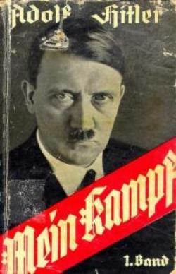 Mein Kampf Published