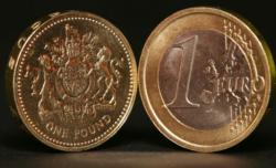 Britain drops out of the Exchange Rate Mechanism