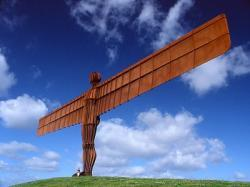 Angel of the North Completed